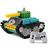 PACKGOUT Remote Control Building Kits for Boy Gift- STEM Robot Kits for Teen Boy Gifts Construction Set , Build Your Own Remote Control kids building kits
