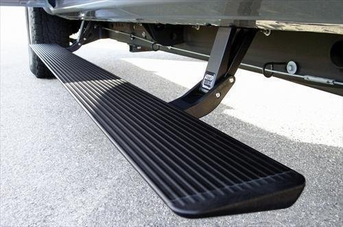 Board Running Usa Made Ford (AMP Research 76151-01A PowerStep Running Boards, Plug N' Play System for Ford F-150)