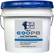BLUE BEAR 690PB Lead Out Paint Remover 2 Gallon