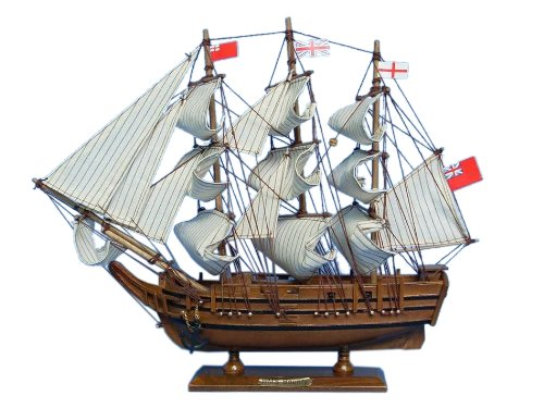 Hampton Nautical  HMS Bounty Tall Ship, 15