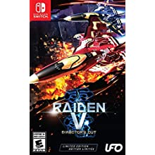 Raiden V Directors Cut Limited EditionNintendo Switch Games and Software