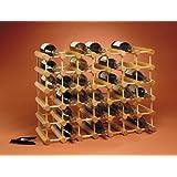 J.K. Adams MWR-40 Hardwood 40-Bottle Wine Rack