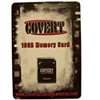 Covert Scouting Cameras 16GB Mico SD Card with Adaptor