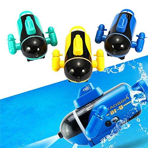 My Toots Mini Micro Radio Remote Control RC Sub Boat Racing Submarine Explorer Toys Gift