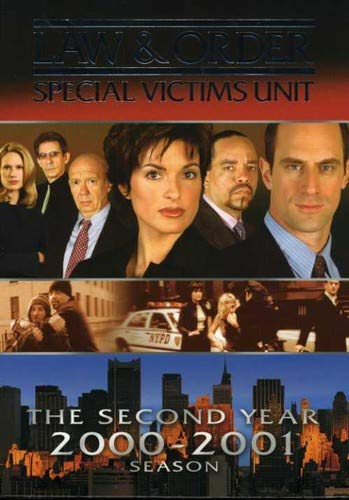 Law & Order SVU: Season Two Christopher Meloni Mariska Hargitay Dann Florek Richard Belzer
