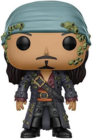 Funko POP Disney Pirates of the Caribbean Ghost Will Turner Action Figure