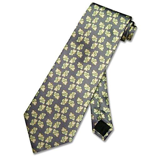 John Lennon 100% SILK NeckTie Man Woman Star Pattern Men's Neck Tie