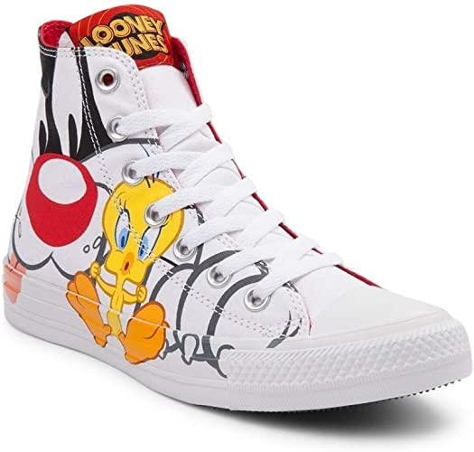 Converse Chuck Taylor All Star High Looney Tunes Rivalry