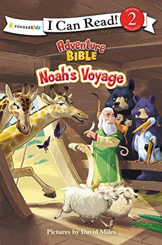 Noah's Voyage (I Can Read! / Adventure Bible)