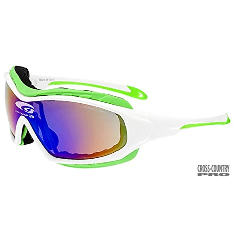 Multi stanghette degli occhiali sportivi con nastro sistema cambio cyu507