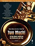 Two Much! 16 Sax Duets Featuring Hal McKusick and You, , 1596157380