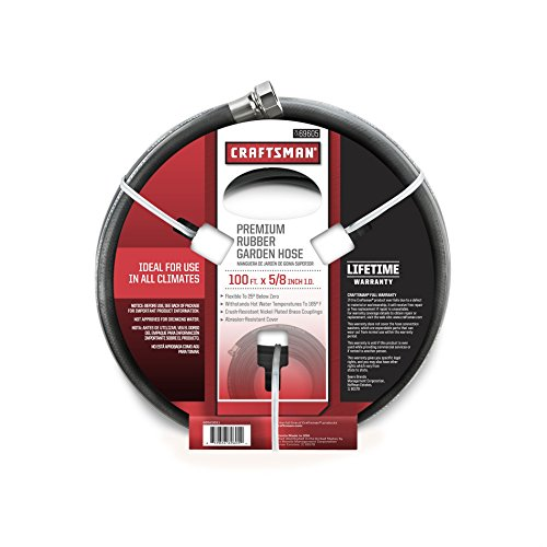 Craftsman Premium Rubber Garden 100ft product image