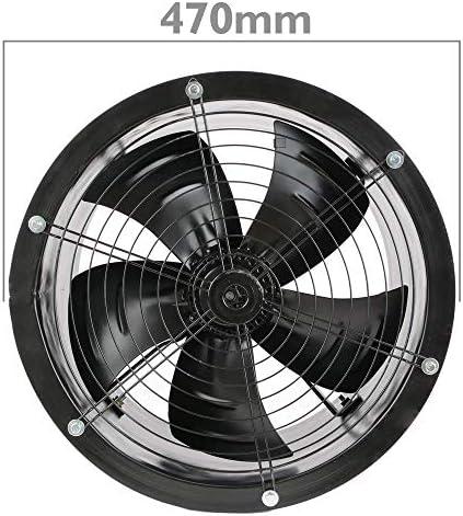 PrimeMatik - Extractor de Aire de Tubo de 400 mm para ventilación ...