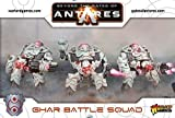 Beyond The Gates Of Antares, Ghar Battle Squad by Gates of Antares