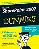 Microsoft SharePoint 2007 for Dummies, Vanessa L. Williams, 0470099410
