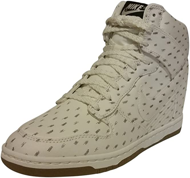 air force 1 bianche e rosse donna