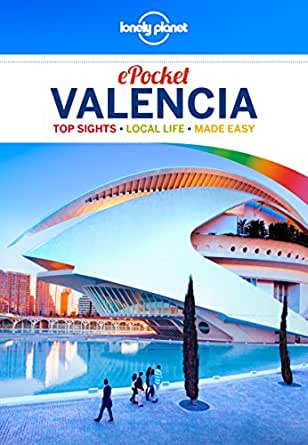 Lonely Planet Pocket Valencia (Travel Guide) (English ...