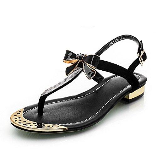 Adee , Sandales pour femme - noir - noir, 35.5