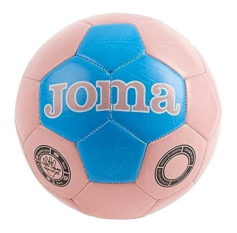 Joma - Balon Rosa-Azul Talla 4: Amazon.es: Deportes y aire libre