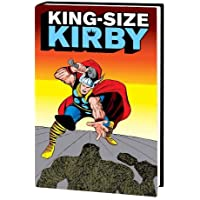 Kirby is…Mighty! King-Size Hardcover