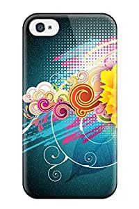 MPmQUee1817qWMbA DPatrick Awesome Case Cover Compatible With Iphone 6 Plus - Yellow Flower by icecream design
