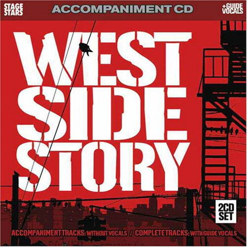 Songs from West Side Story (Accompaniment 2-CD - Stores West Broadway