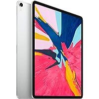 "Apple MTJ62TU/A 12.9"" iPad Pro Tablet, Wi-Fi + Cellular, 256 GB, iOS, Gümüş"