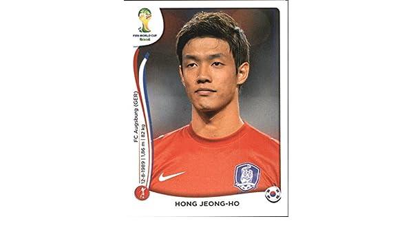 Panini 625 Hong Jeong-Ho Korea Republic FIFA WM 2014 Brasilien