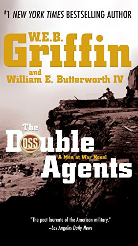 The Double Agents by W. E. B. Griffin and William E. Butterworth IV