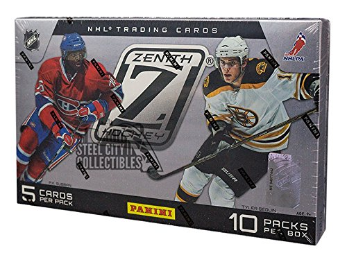 2010-11 Panini Zenith Hockey Hobby Box ()