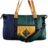 United by Blue Evergreen Shadow Trail Weekender Bag, Gold, One Size