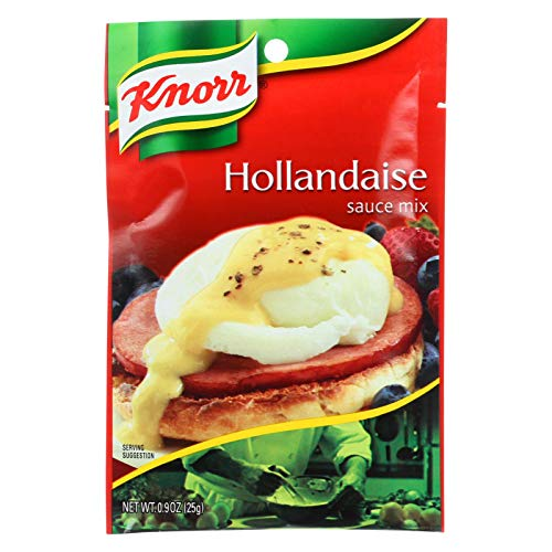 Classic Hollandaise Sauce - 0.9 ounce - 12 per case. ()