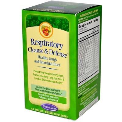 Дыхательная очистить и обороны 60 TAB тайным природы