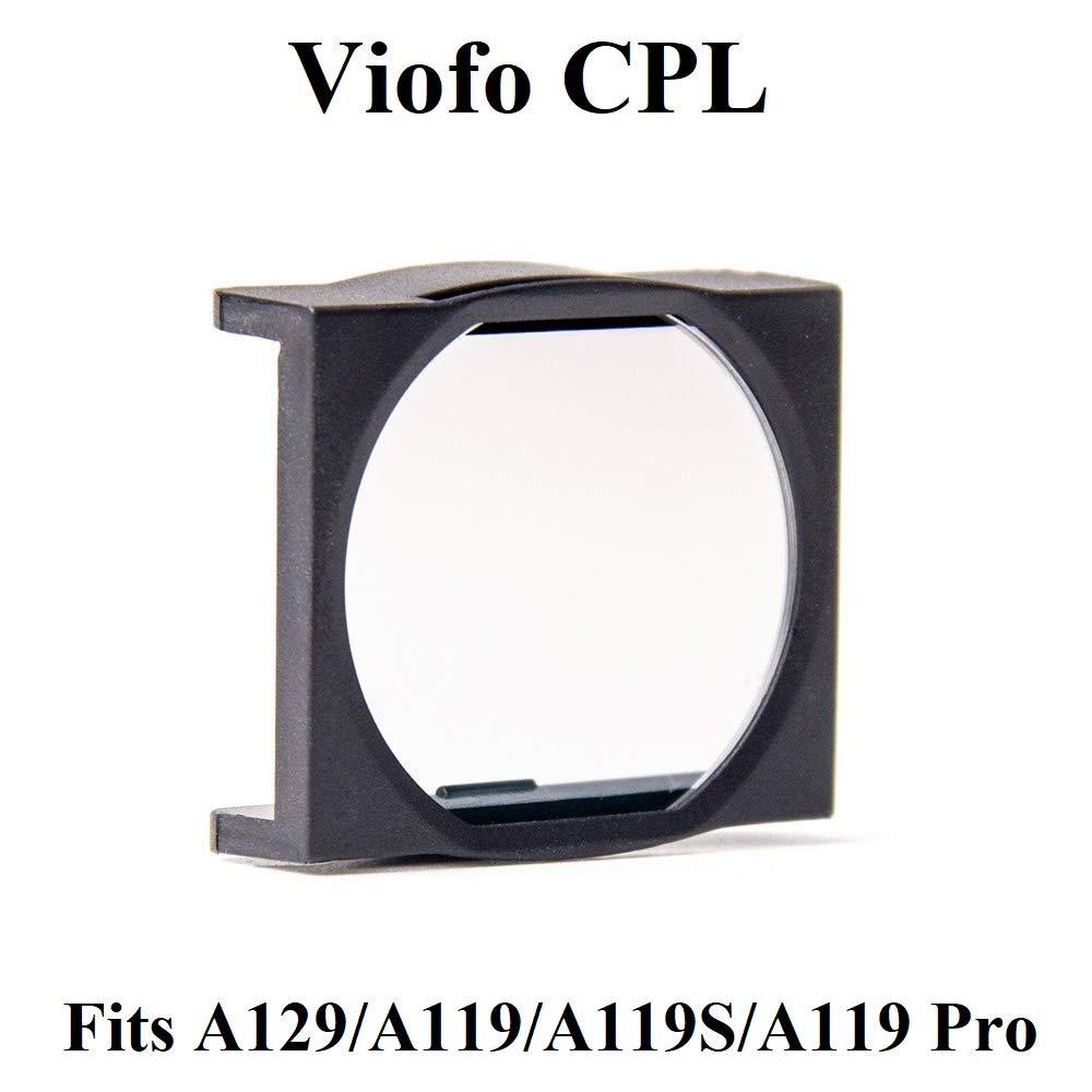 Viofo CPL Filter For The A129 / A119 / A119S / A119 Pro and A118C2