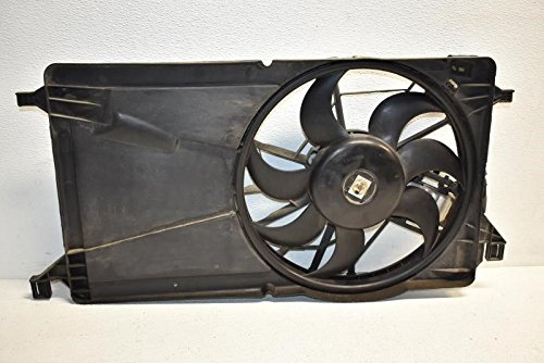 07-09 Mazdaspeed3 Radiator Condenser Fan Motor 2.3L MS3 Mazda Speed 3 2007-2009
