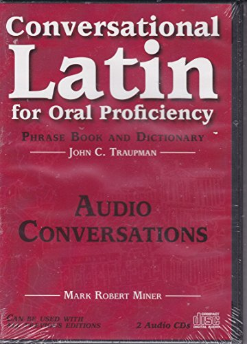 Conversational Latin for Oral Proficiency CD