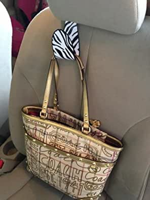 THE PURSE SCOOPER - VEHICLE SEAT HOOK