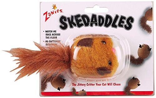 Zanies Skedaddle Squirrel Cat ()