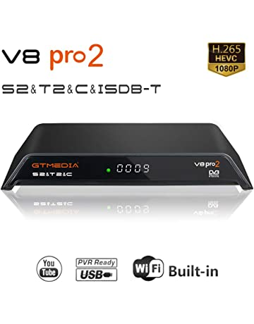 Satellite TV Receivers | Amazon com