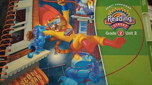 Scott Foresman READING STREET, Grade 2, Volume 2.2 Teacher Edition, 2008 edition (Reading Street)