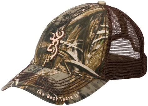 Browning Cap Cotton Blue 308000481