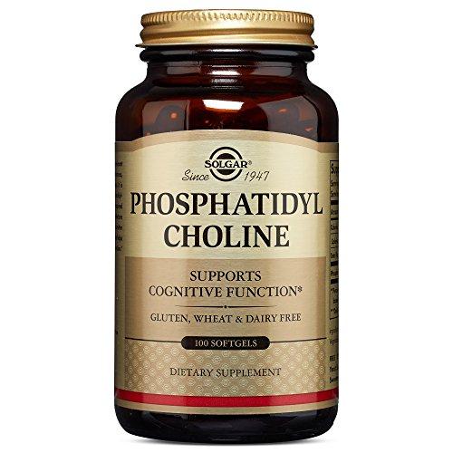 Solgar Phosphatidylcholine, 100 Softgels