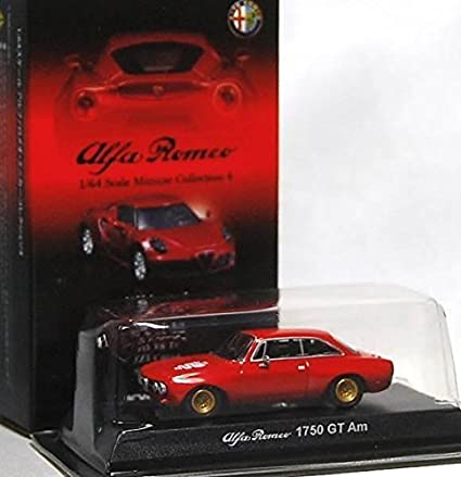 Buy Kyosho Alfa Romeo Minicar Collection 4 1/64 Circle K