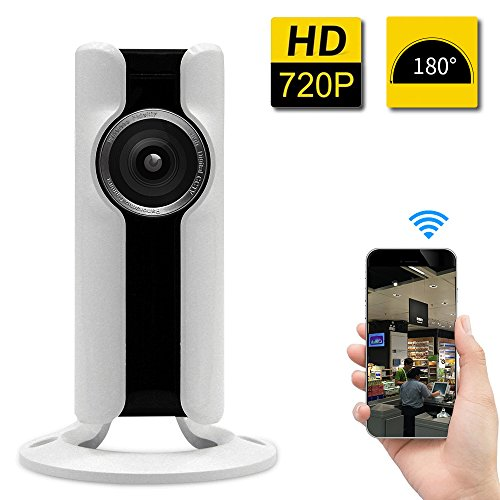 SDETER Home IP Camera 720P Wireless IP Security Surveillance System