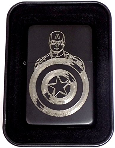 Top 5 best captain america zippo lighter: Which is the best one in 2019?