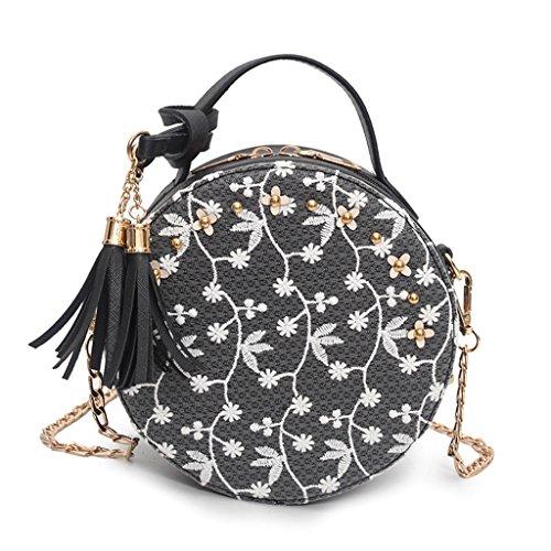 Glittered Black Clutch Numkuda Clutch Women Bag Purse Handbag Wedding Strap Wallet Evening Messenger w7wt0q