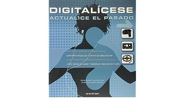 Digitalicese, Actualice El Pasado (Spanish Edition): BARRET ...