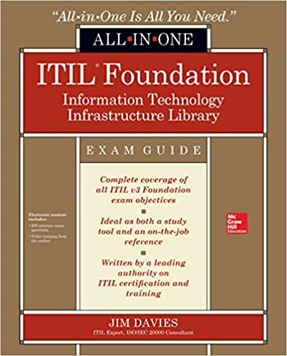 Itil foundation all in one exam guide 1 jim davies ebook amazon fandeluxe Gallery