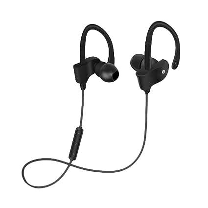 Woxter Airbeat BT-9 Black - Auriculares inalámbricos, Bluetooth ...