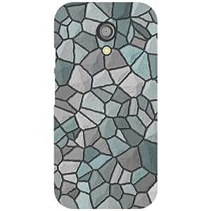Motorola Moto G (2nd Gen) Back Cover - Different Designer Cases